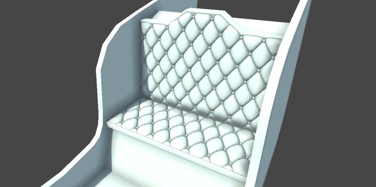 A Comfy Seat