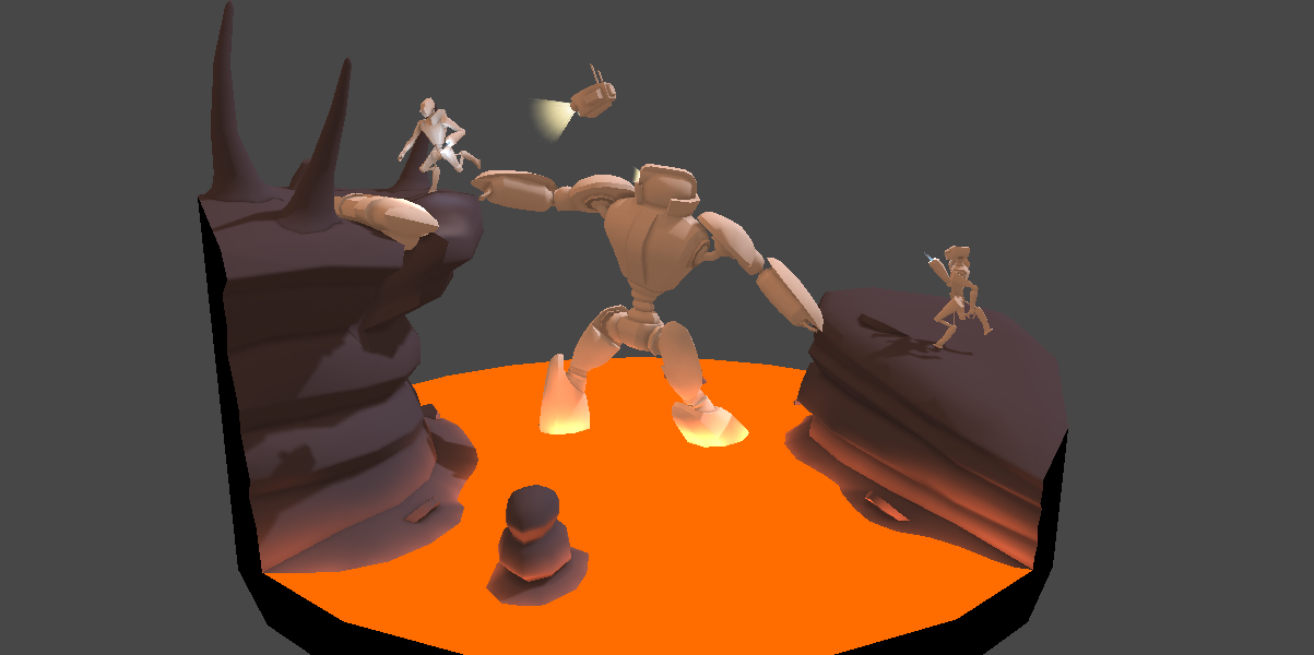 More robot poses